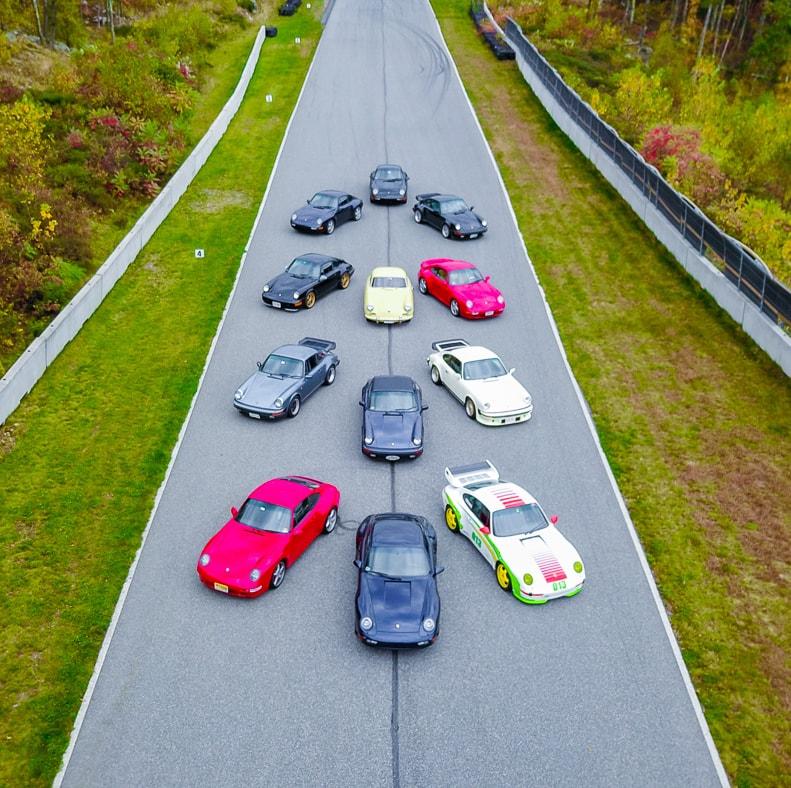 Palmer Motorsports Park Membership Benefits